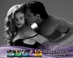 Award-winning Paranormal Romance #audiobook Symphony of Light by Renea Mason - http://amp.gs/Cj1I