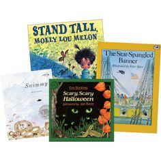 Set of Grade 3 Children's Books