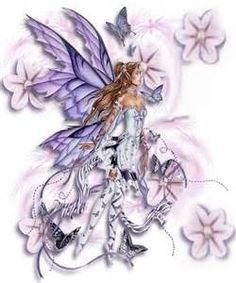 Beautiful Fairy Tattoo Images - - Yahoo Image Search Results
