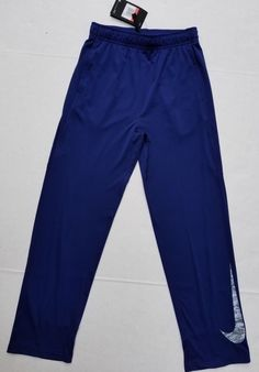 check out 9c506 4cc06 New Nike Boys Dri Fit Legacy Pants Boys Large Blue  Nike Boys Nike, Nike