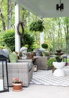 Cozy and Stylish Outdoor Living Decor Ideas #outdoorliving #porch #decor #decorating #outdoor #patio #deck #styling Outdoor Rooms, Outdoor Living, Outdoor Decor, The Great Outdoors, Decor Ideas, Decorating Ideas, Diy Projects, Yard, Cozy