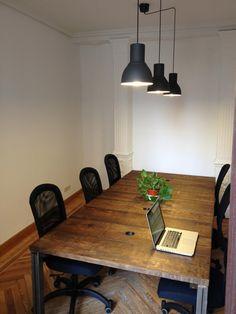 Remembering: la mesa del despacho. !Tenéis que verla ahora!