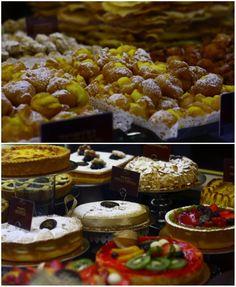 Cakes @ Pasticceria Flego in Verona