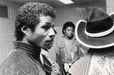Jackie Jackson and Michael Jackson - Triumph Tour