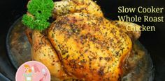 Slow Cooker Chicken Roast | Stay at Home Mum