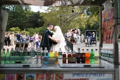 Scottish Couple Adam and Kirsty's Destination Wedding in Wagner Cove, Central Park, New York Central Park, Got Married, Destination Wedding, Dolores Park, Couple, York, Style, Swag, Stylus
