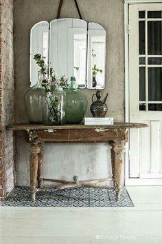 Vintage French Soul ~  Rustic elegance