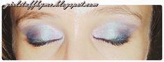 #makeup #bluemakeup
