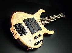 Ibanez BTB33NTF Workshop Series 5-String Bass Guitar