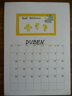 duben Grade 1, Periodic Table, Projects, Log Projects, Periodic Table Chart, Blue Prints, Periotic Table