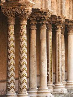 Cloisters, Monreale | by Andrew & Suzanne