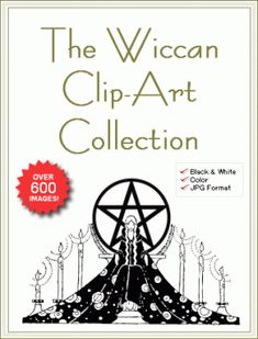 witchcraft art, wicca clipart, pagan clipart