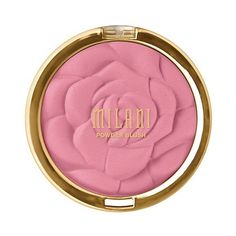 Milani Rose Powder Blush - Tea Rose ($7.99) ❤ liked on Polyvore featuring beauty products, makeup, cheek makeup, blush, beauty, cheeks, tea rose, milani blush, powder blush and matte blush