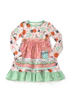 Joanna Gaines' New Kids Clothing Line - Fixer Upper Star Joanna Gaines Launches Clothing Line with Matilda Jane Fashion Kids, Baby Girl Fashion, Fashion Outfits, Fashion Clothes, Toddler Fashion, Cheap Fashion, Womens Fashion, Fashion Trends, Matilda Jane Joanna Gaines