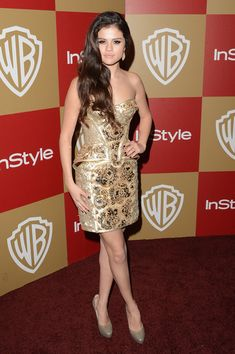 Selena Gomez Photo - 14th Annual Warner Bros. And InStyle Golden Globe Awards After Party - Arrivals