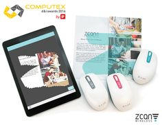 Zcan Wireless is a 2-in-1 productivity tool. Just by few swipes, users can scan texts, tables or even image wherever they want; and edit them right away in Microsoft Word, Excel or other applications.  #Tech #product #innovation