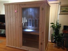 Our Far Infrared Sauna Cabin Made In USA and to celebrate, we are gifting this purchase with a complimentary Health and Wellness Consultation. Click to find out the details...