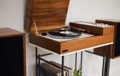 Wrensilva presents the latest addition to our product family...Introducing the Wrensilva LoftAll the power and connectivity of our classic full size consoles packed into a much smaller footprint, the Wrensilva Loft is a fresh take on the modern record console. Upholding Wrensilva values of thoughtful design and American craftmanship united with high fidelity analog and streaming audio, the Loft is equipped with a 300 watts per channel Wrensilva amplifier, a fantastic sounding turntable…
