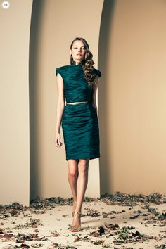 Ziad Nekad Haute Couture Fall-Winter 2013-2014 - Fashion Diva Design