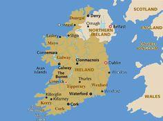 The Best Castles in Ireland: Trim Castle (Meath), Dunluce  Castle (Antrim), Cahir Castle (Tipperary), Carrickfergus Castle (Antrim), Kilkenny Castle (Kilkenny), Doe Castle (Donegal), Blarney  Castle (Cork), Bunratty Castle and Folk Park (Clare), Charles  Fort (Cork).