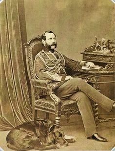 Александр II, 1866 год, фотография С. Л. Левицкого: