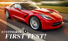Chevrolet Corvette Mega-Hub: C1–C7 Tests, History, Features, and More – Feature –Car and Driver