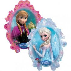 Frozen foil balloons supersize 01252 444215