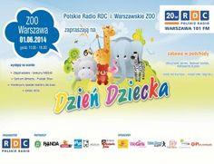 #dziendziecka w warszawskim #zoo? 1.06 od godziny 11 do 16 czeka na was wiele atrakcji - między innymi konkurs organizowany przez Helen Doron! Do zobaczenia.
