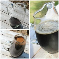 How to cold brew coffee