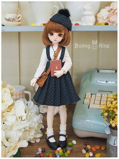 [Nine9style] nine9 doll bunny nine Potpourri | by Nine9 Style