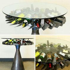Ces meubles complètement fous sont faits à partir de pièces détachées d'avion !