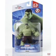 Disney Infinity: Marvel Super Heroes 2.0 Edition - Hulk
