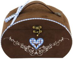 FRIEDRICH23 Schmuckkoffer, »Bavaria, 23327-5« für 69,95€. Schmuckkoffer ideal zur Aufbewahrung oder für unterwegs bei OTTO