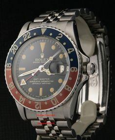 Rolex GMT-Master ref.1675 Quadrante gilt