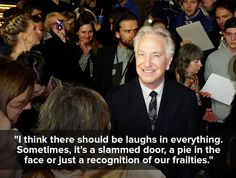 10 Most Inspiring Quotes By Alan Rickman