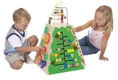 110247 Speelkubus Pyramid of Play | Speelkubussen en Wachtruimte Speelgoed | Kidsplaytables | Kinderhoek