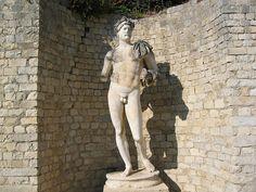 L'Empereur Hadrien. IIème siècle. Vaison-la-Romaine. Provence