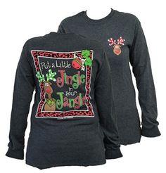 Southern Couture Jingle Jangle Christmas by UniquelySouthernVibe