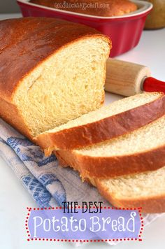 THE Best Potato Bread
