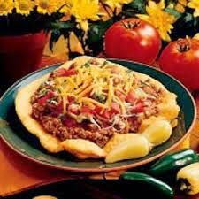 It is a famous Maxican snack; you can enjoy the authentic taste of Maxico by this dish.