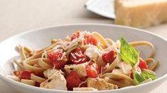 Tomato-Basil Chicken