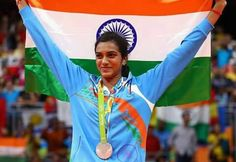 Silver Medal winner PV Sindhu to become very rich soon which she truly deserves   PV Sindhu who won Silver Medal for India in Badminton at Rio Olympics will have 20 Crores in her bank account within next three months. Reward of 10 Crores has been announced for her on making every Indians proud in Rio Olympics.  She will be awarded Rs. 5 Crores from Telangana Government 3 Crores from Andhra Pradesh Government and 2 Crores from Arvind Kejriwal's Government in Delhi [Total 10 Crores]. She will…