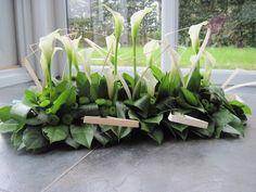 Church Flower Arrangements, Church Flowers, Beautiful Flower Arrangements, Funeral Flowers, Floral Arrangements, Modern Wedding Flowers, Unique Flowers, Beautiful Flowers, Deco Floral