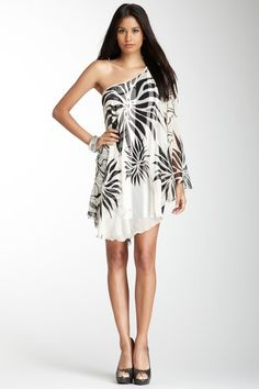 Analili One-Shoulder Dress by Blowout on @HauteLook