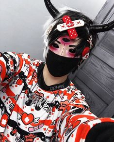Form gurus provide over five natural new methods to dress a hoodie without resembling an angst-ridden. Pastel Goth Makeup, Pastel Goth Fashion, Kawaii Fashion, Gothic Fashion, Fashion Fashion, Harajuku Mode, Harajuku Fashion, Pastell Goth Outfits, Cute Emo Boys