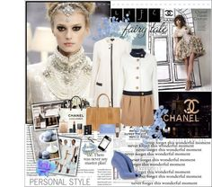 """""""L'hiver blanc!"""" by vassiliki-g ❤ liked on Polyvore"""