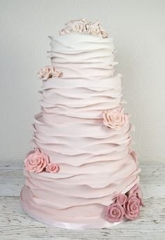 Custom Wedding Cakes – For the Love of Cake