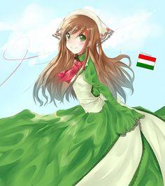 Hetalia - Hungary