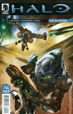Halo Escalation (2013) 5