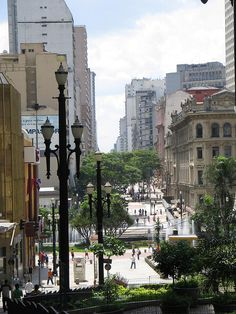 Sao Paulo centre, via Flickr.Msfiggis